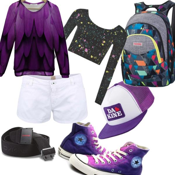 fialový sport