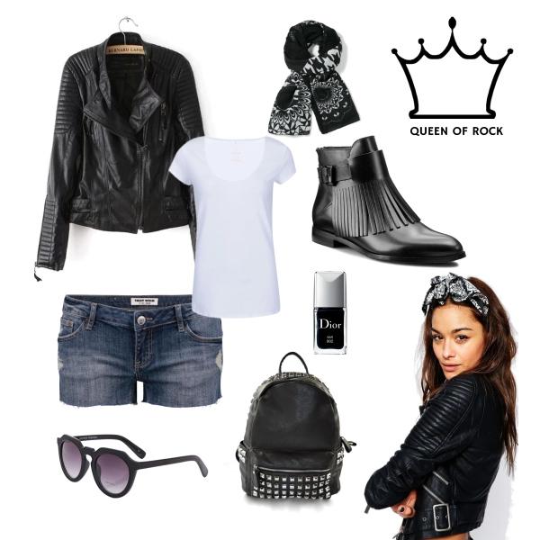 Queen of rock