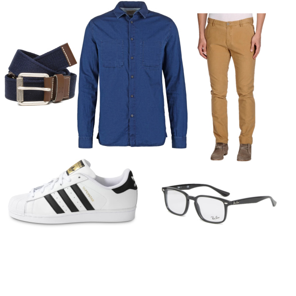look casual  chic pour homme