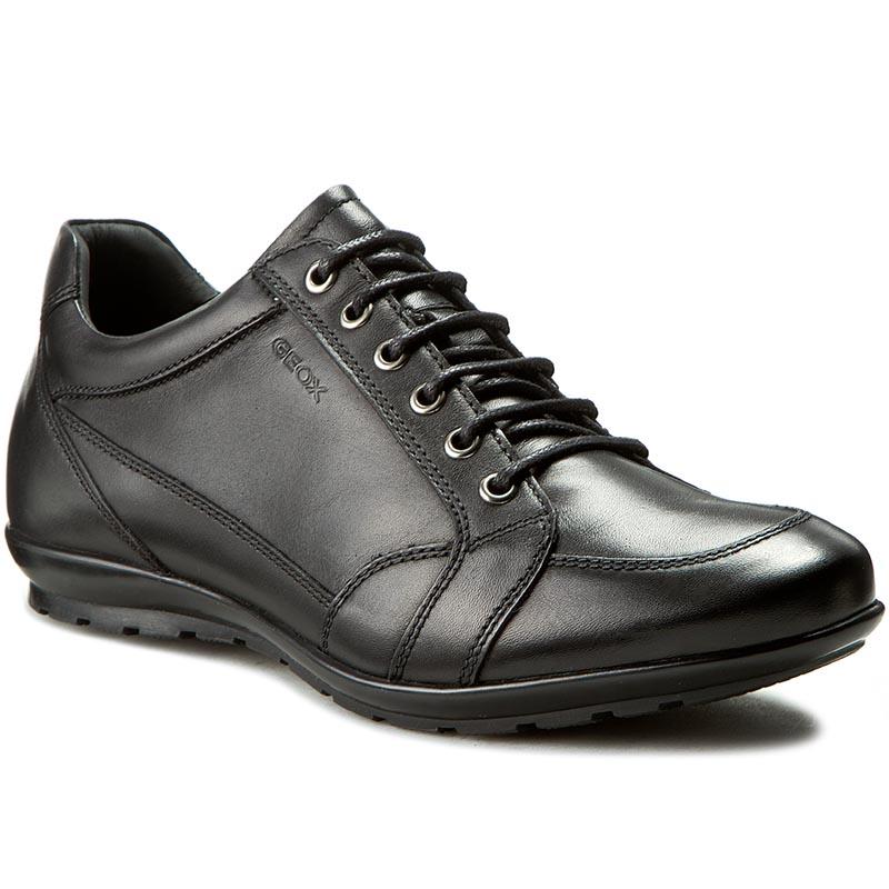 682ec9be6cf4 Sportcipő GEOX - U Symbol D U34A5D 00043 C9999 Fekete - Glami.hu
