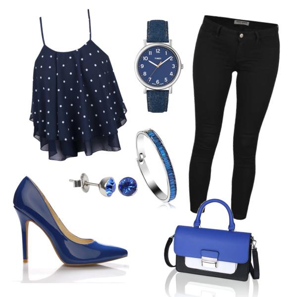BLUE♥