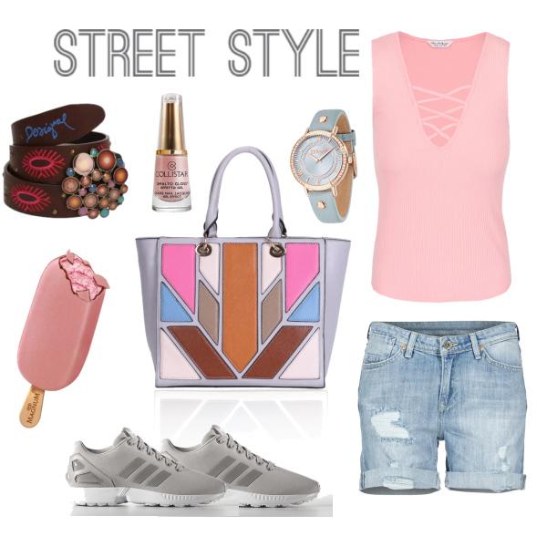 Pohodlný outfit do města