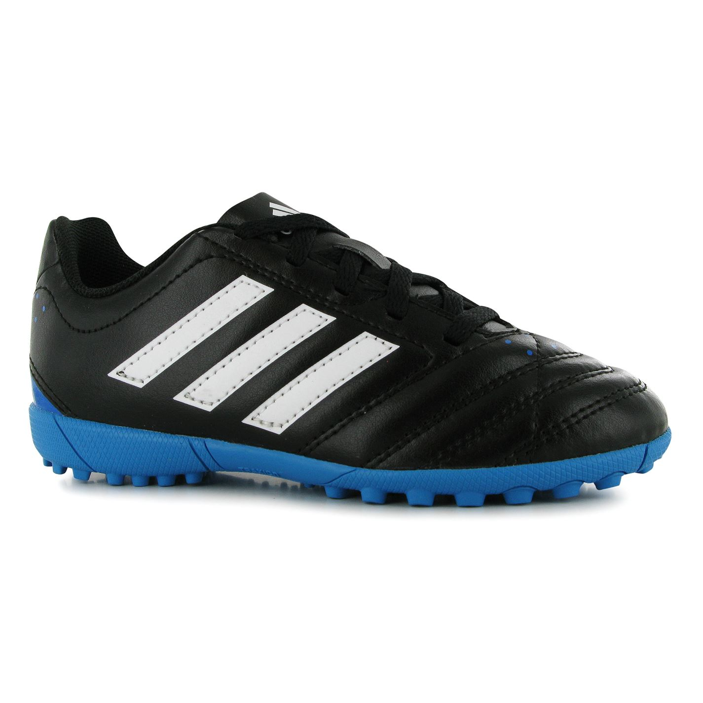 kopačky adidas F10 TRX FG Childrens Black White - Glami.cz edc501e817
