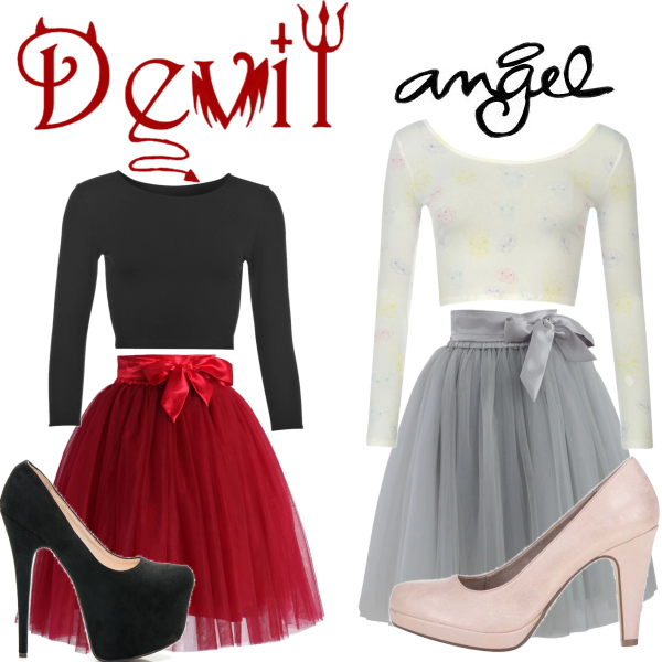 Devil and Angel♥