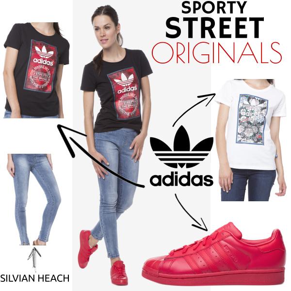 Streetový ORIGINALS outfit!