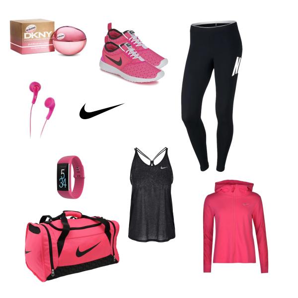 Sportujeme rádi!