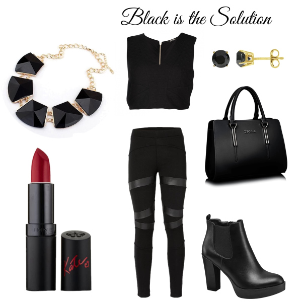 Black is the Solution