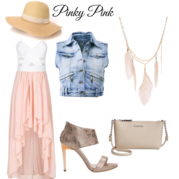 Pinky Pink