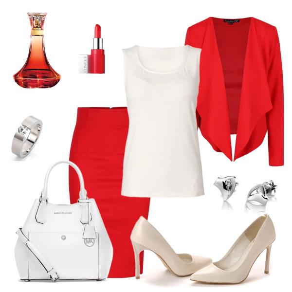 Bílo - červená