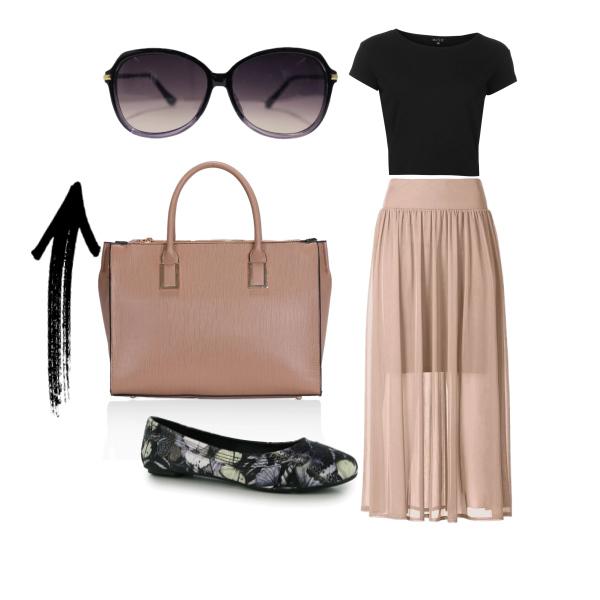 Elegantní outfit