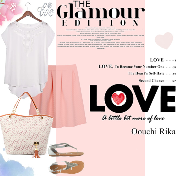 Love in the air - Romantic outfit - date