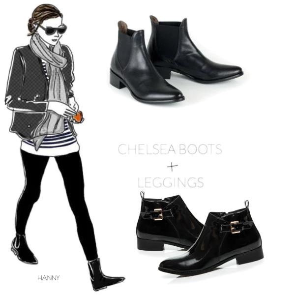 Čas na chelsea boots!