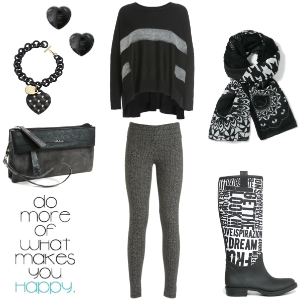 Autumn fashion style by different.cz