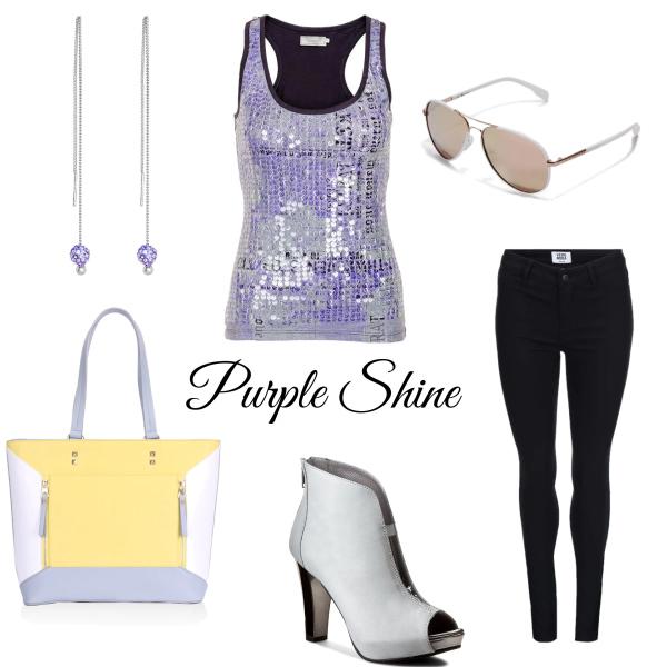 Purple Shine