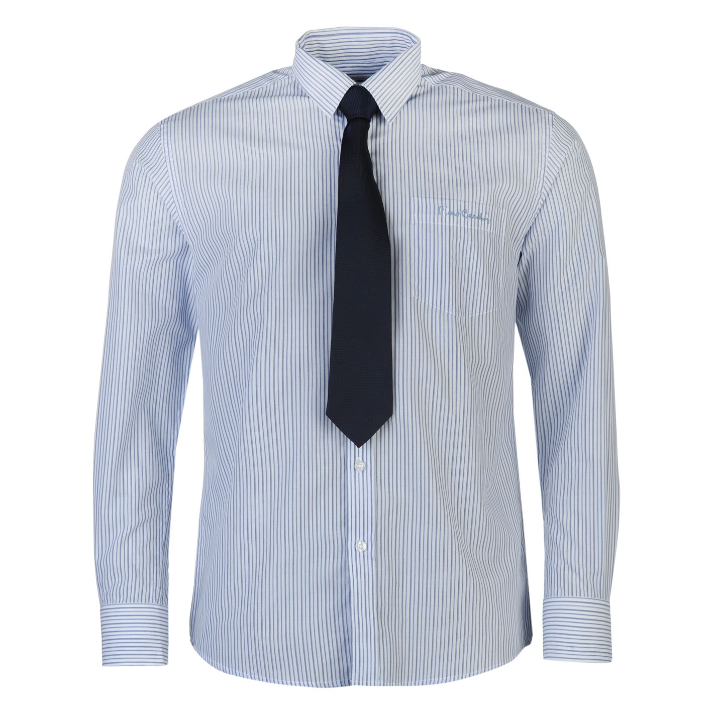 c00e173156df ... Pierre Cardin Long Sleeve Shirt Mens With Tie. -10%. Košeľa ...
