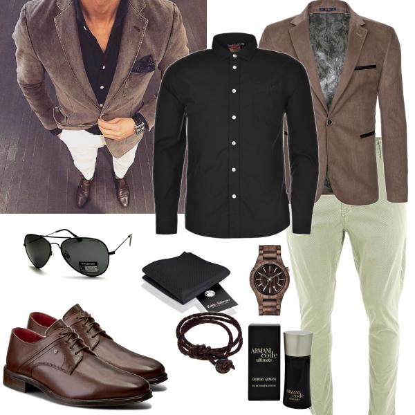 hot fashion men