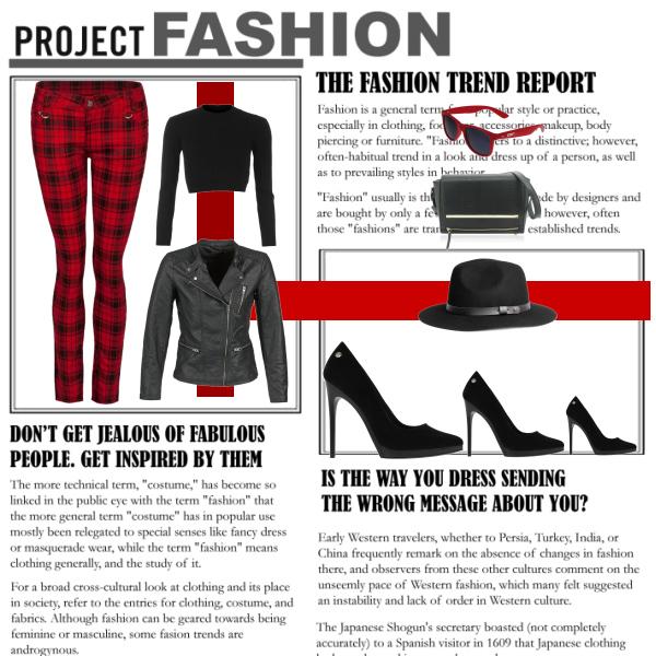 -project fashion-