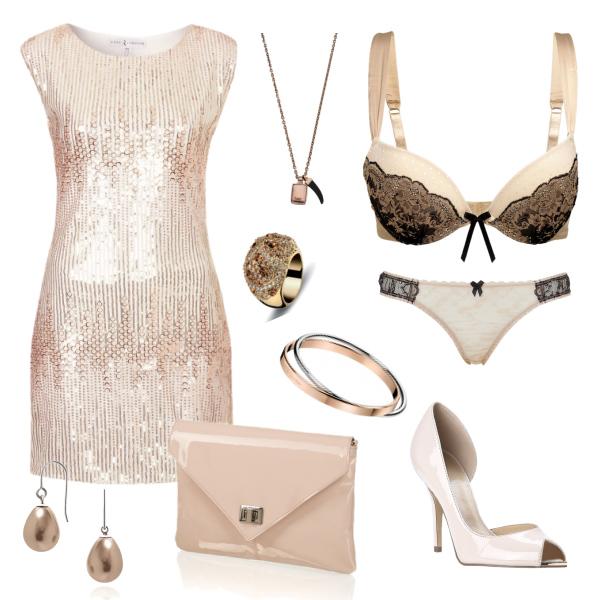 Outfit na párty