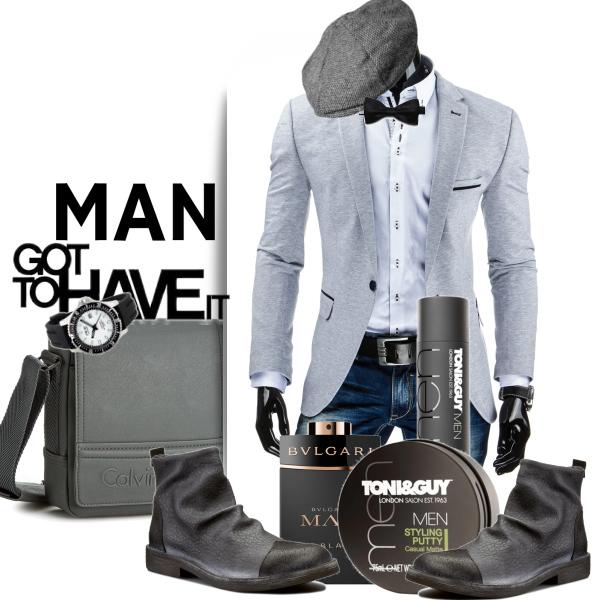 Ukázat svou jedinečnost a styl umí i muži :))