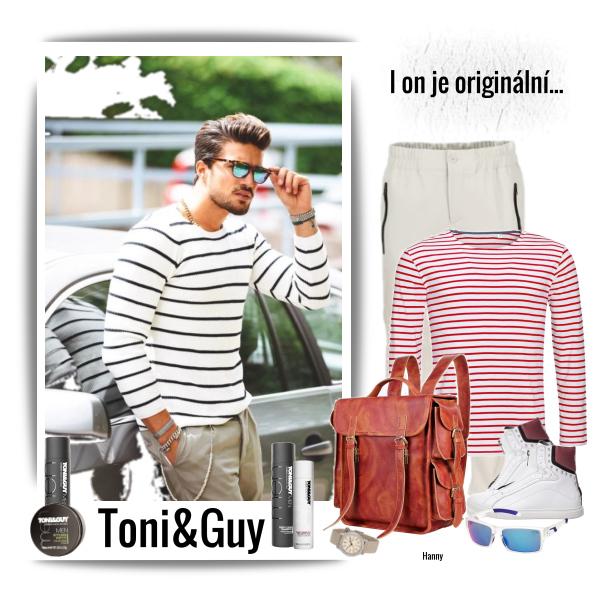 Toni & Guy..vždy a všude sebou...