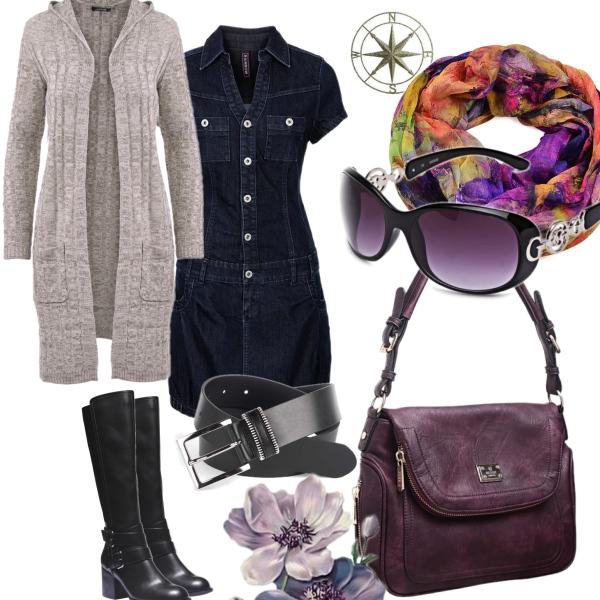podzimní purpur