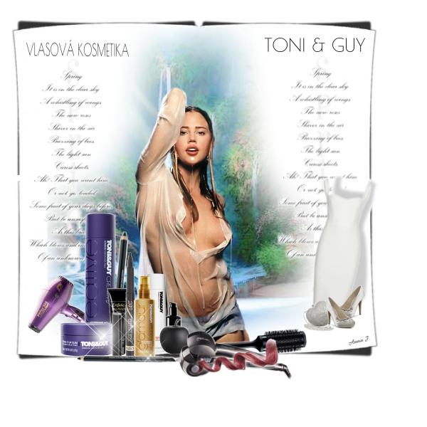 Vlasová kosmetika Toni&Guy