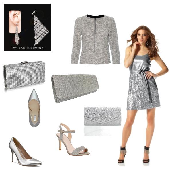 Stříbrná elegance