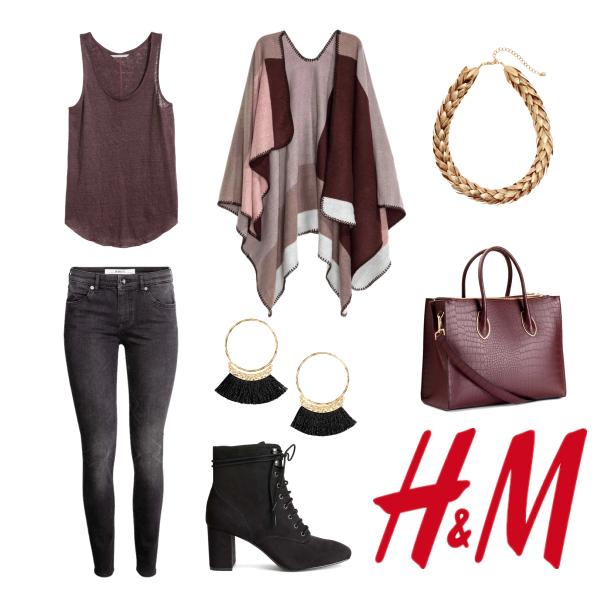 Co jiného než podzim z H&M :)