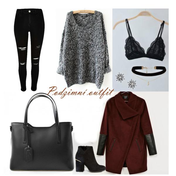Podzimní casual outfit