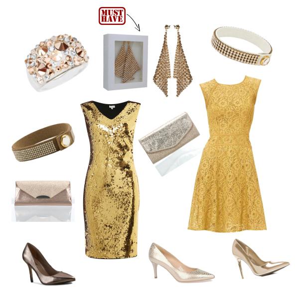Zlatá elegance