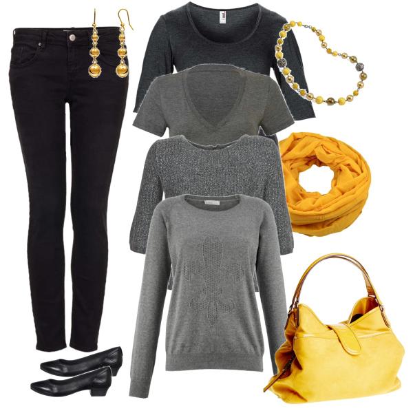 Žlutá kabelka