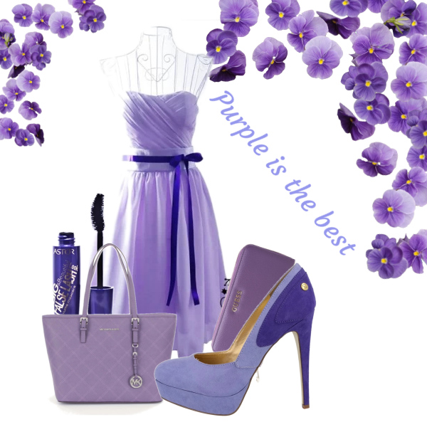 fialová je cool