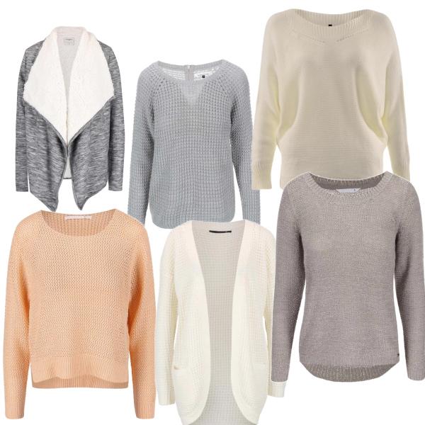 Příjemné svetry do chladných dnů