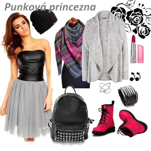 Punková princezna