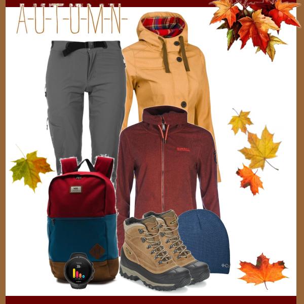 Slaďte si svůj outfit v každém počasí