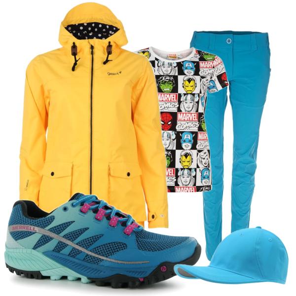 Outfit do každého počasí...