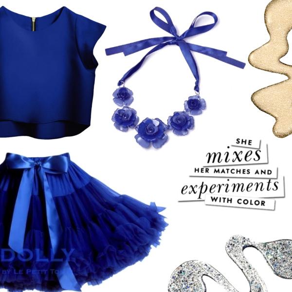 Modrá není dobrá, modrá je nejlepší!