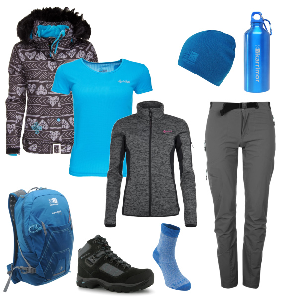 blue mountain walk
