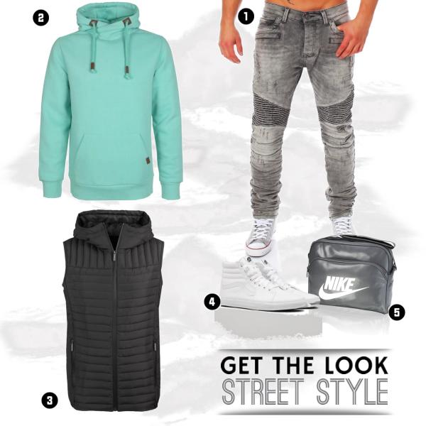 Street styl pro NĚJ