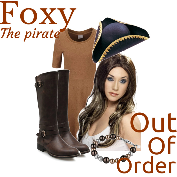 Foxy The Pirate
