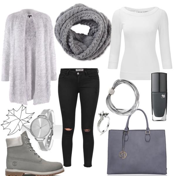 Grey autumn