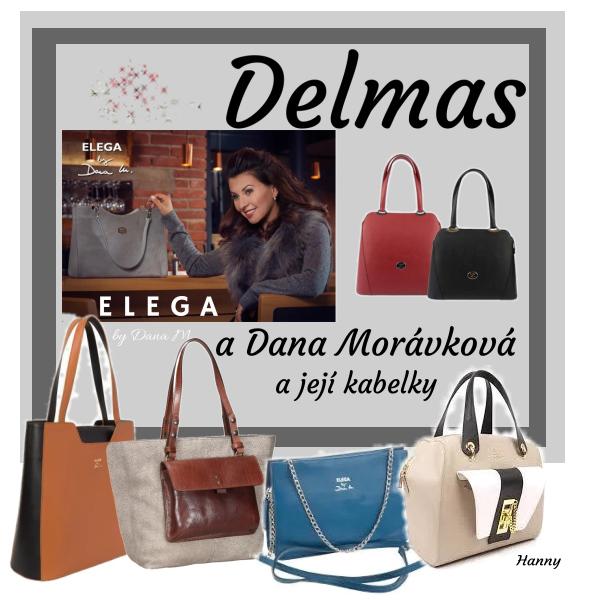 Luxus kabelek Elega by Dana M..