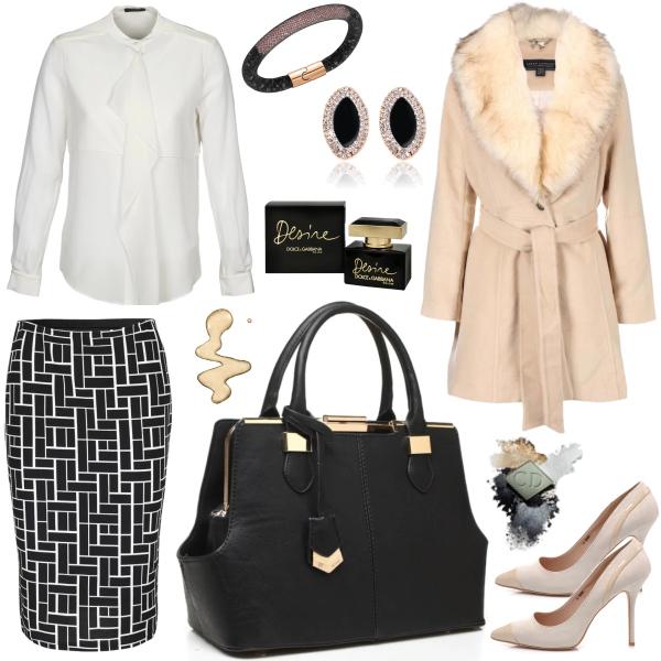 Elegant look