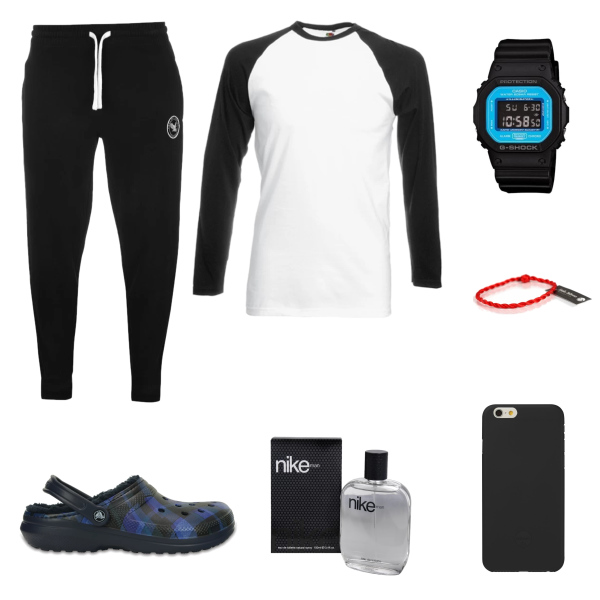 Outfit na doma