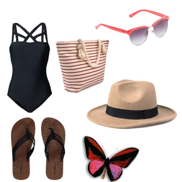 Na pláž. :)
