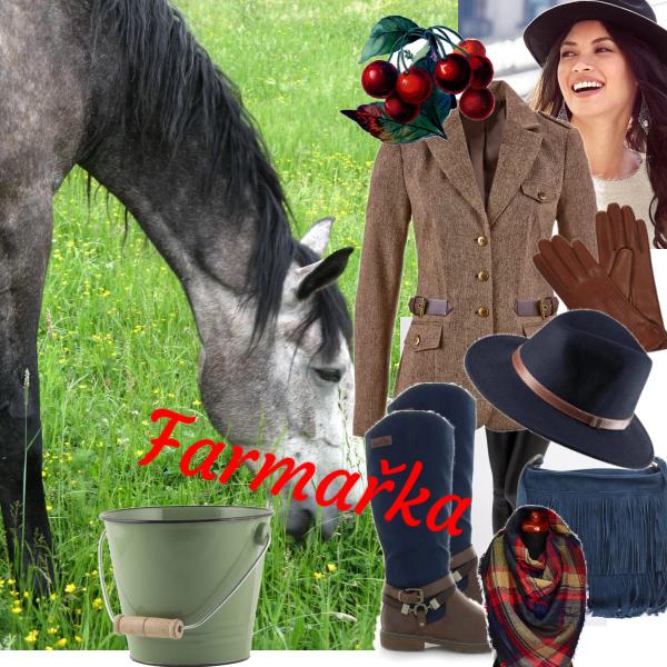 Farmařský styl