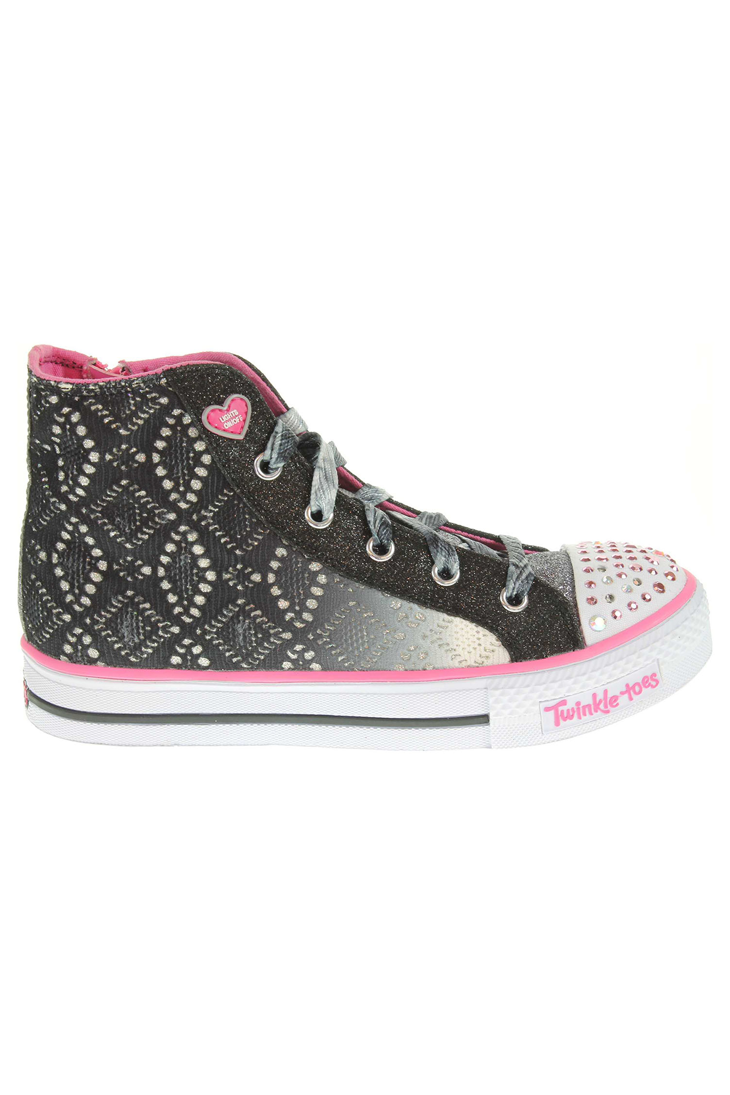 Skechers Magic Madness black-pink - Glami.cz ec18b04ce7
