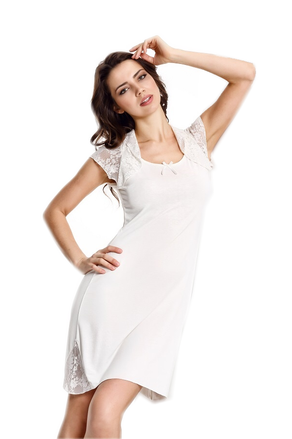 f510227050ba0b Damennachthemd aus Bambus VANESSA - Glami.de