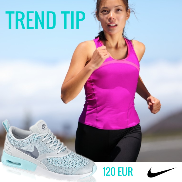 Trend tip: Coole Running-Sneakers