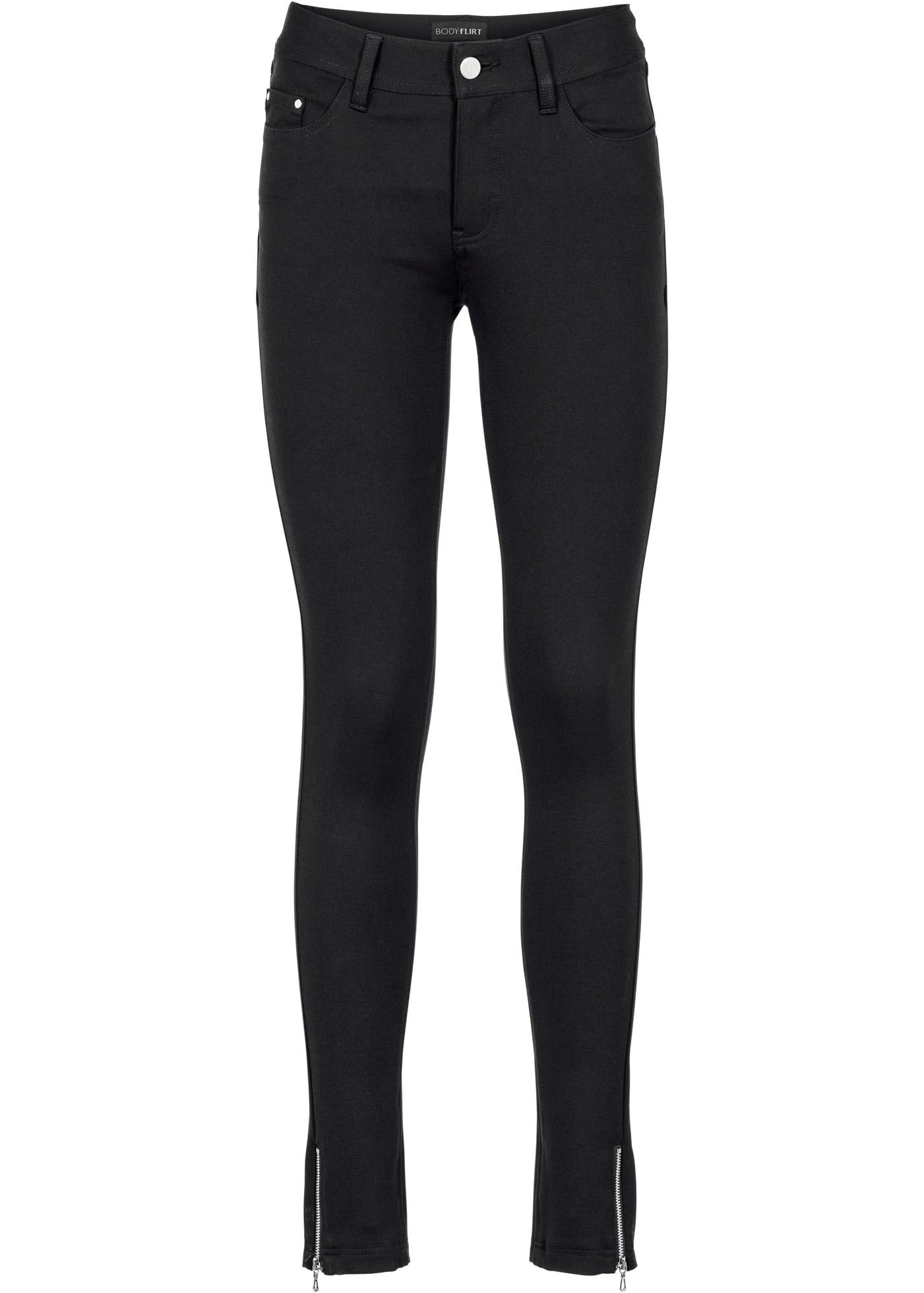 BODYFLIRT Bodyshaping-Hose aus festem Jersey in schwarz für Damen von  bonprix 4cf4acd002